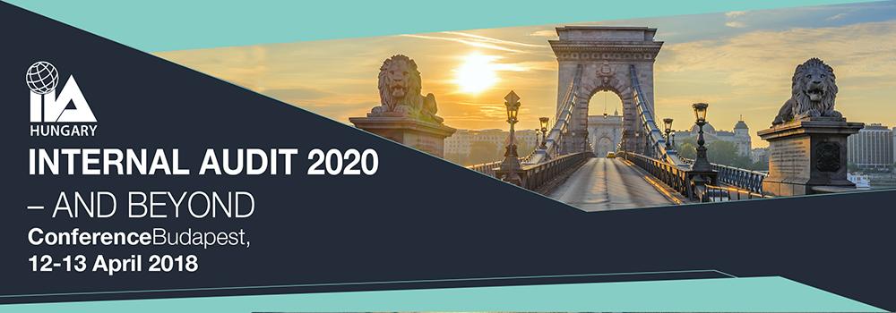 IIA Hungary Konferencia 2018